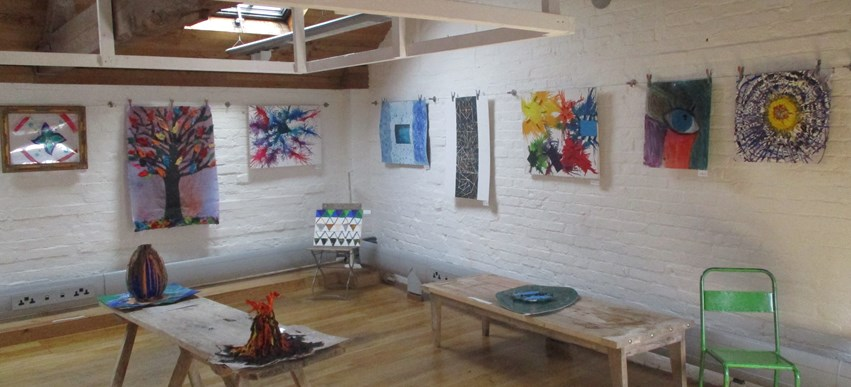 Cambian Hereford School Art & Design Summer Show image