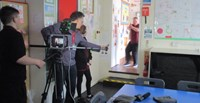 Cambian Hereford School get creative with GCSE Film Studies