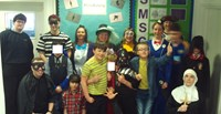 Cambian Scarborough School host their own World Book Day