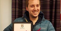 One of our class teachers has been awarded his Postgraduate Certificate in Autism