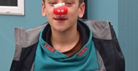 Red Nose Day at Grateley House School