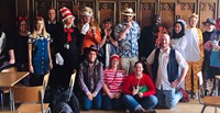 World Book Day at Potterspury Lodge