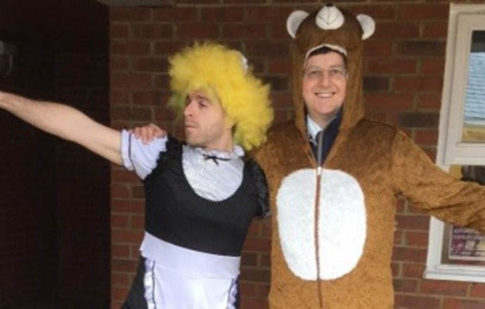 Grateley House School World Book Day