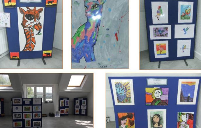 Purbeck View Art Exhibition